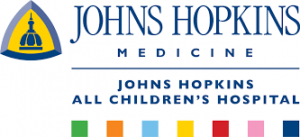 John Hopkins Medicine - John Hopkins All Children Hospital Logo